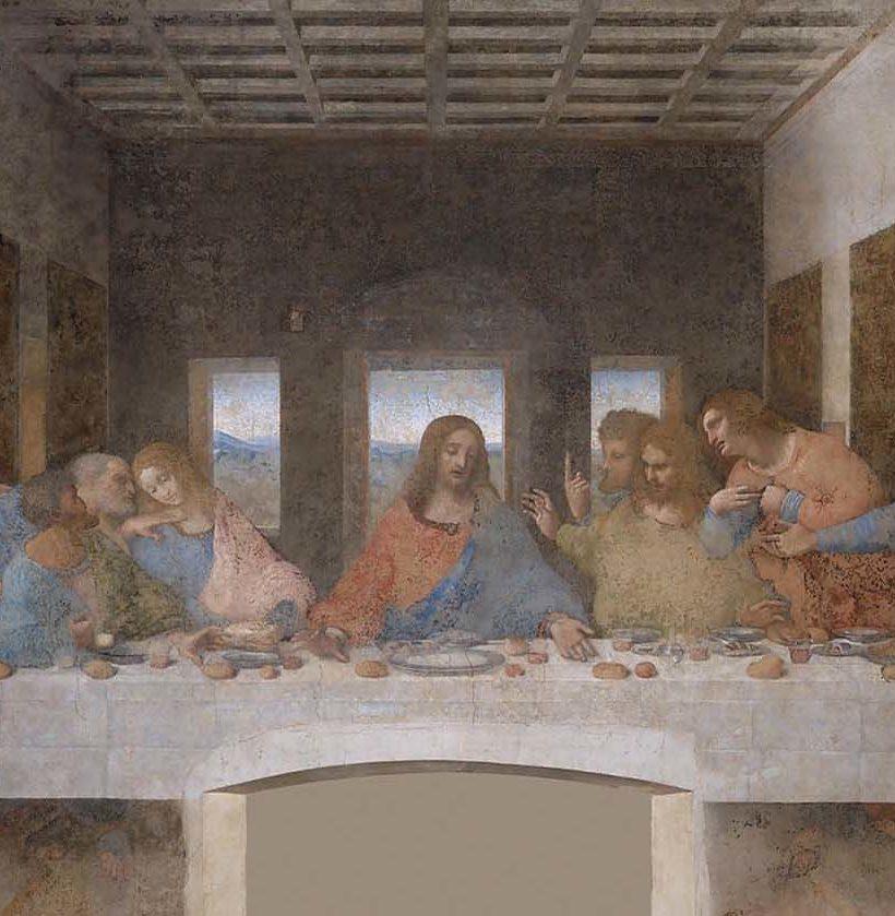 Eataly per il Cenacolo Vinciano