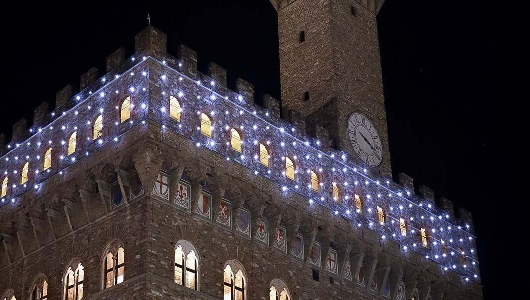 Firenze light festival u interni magazine