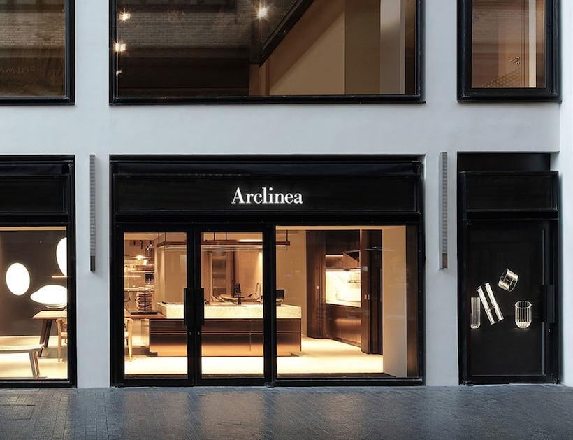 Arclinea a Parigi