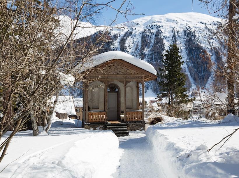 Nomad St. Moritz