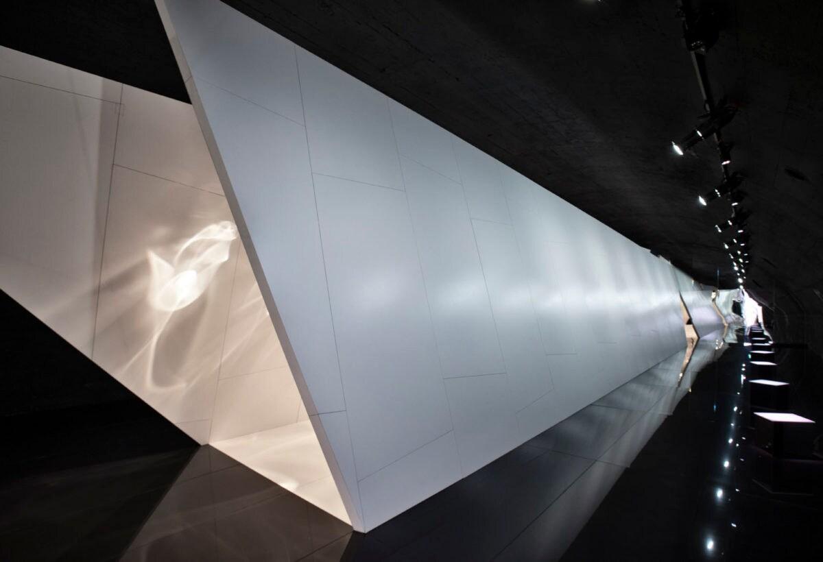 Raytrace Exterior with Dekton. Image Credit – David Zanardi