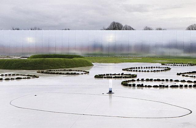 Lens, Francia, la nuova sede del Louvre