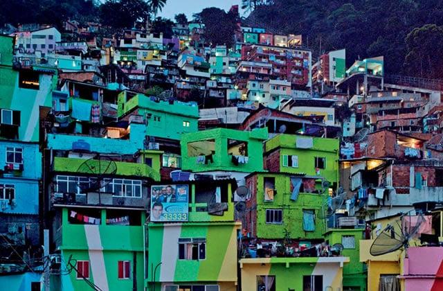 L'altra città: progetti di social housing per le favelas