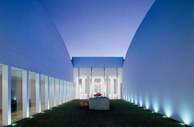 John Pawson inaugura la Fondazione Bisazza