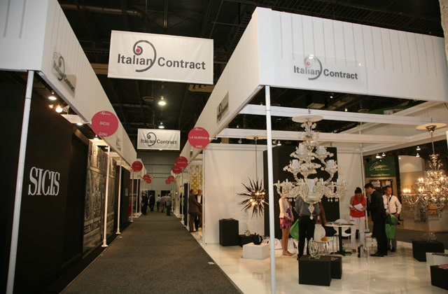 Italian Contract@Hospitality Design Expo