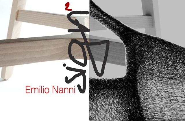 Emilio Nanni fra arte e design