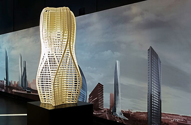 Parametric Tower Research
