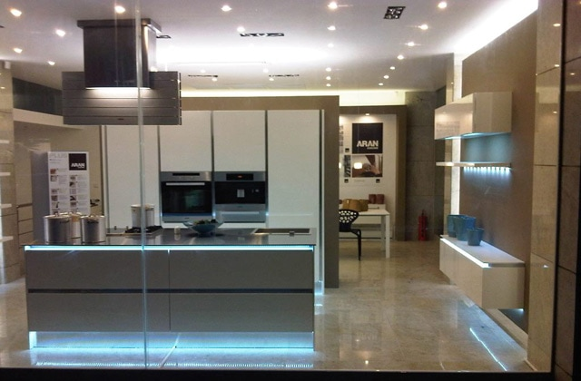 Aran Cucine a Istanbul