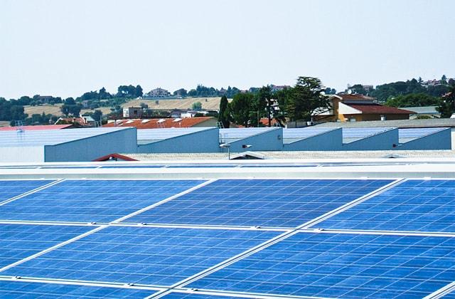 Inaugurato il primo sistema fotovoltaico integrato del Gruppo Elica