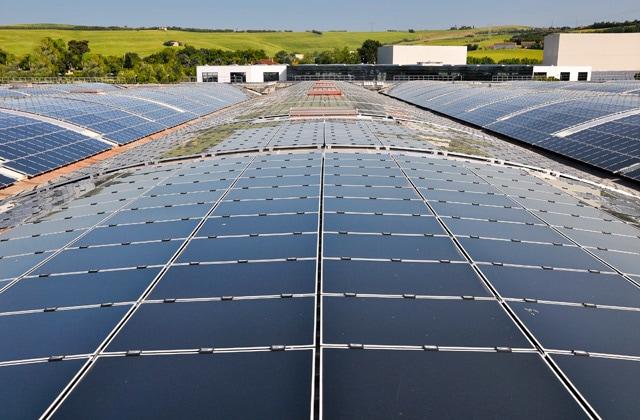 Ernestomeda: svolta energetica con il fotovoltaico