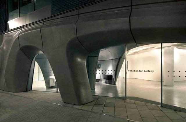 Zaha Hadid Architects e Roca a Londra