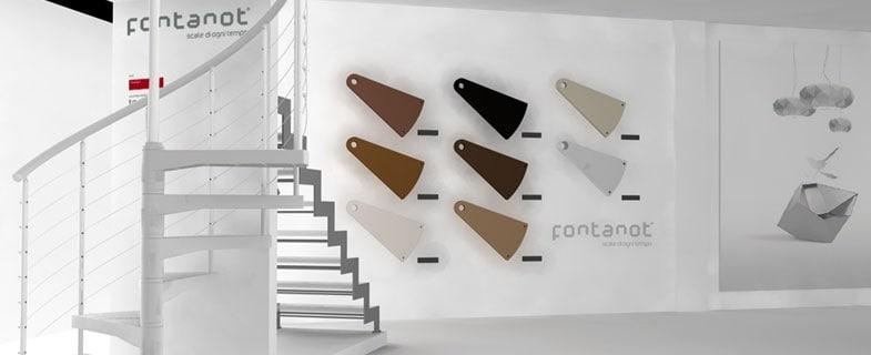 Nascono i nuovi Fontanot Store