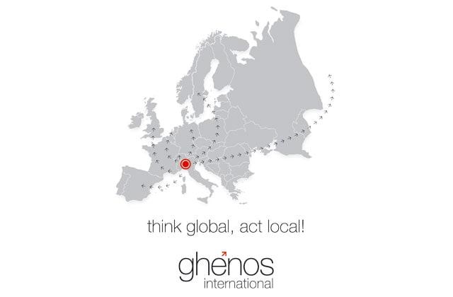 Ghenos si evolve e diventa un network dal respiro internazionale