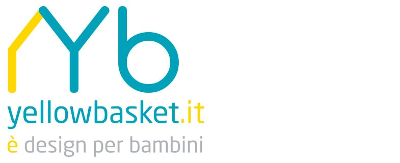 Yellowbasket.it design per bambini