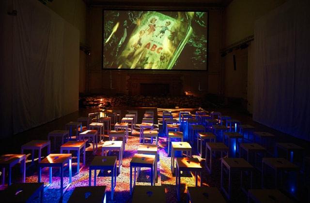 La luce dei libri – Un progetto di Mario Nanni