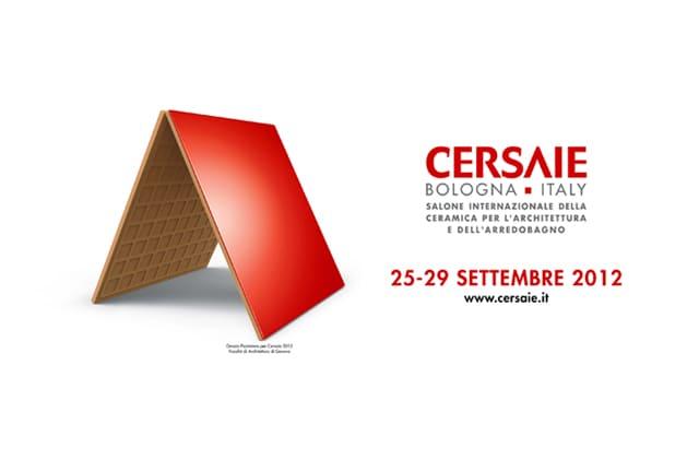 Un tetto in ceramica per la 30° edizione di Cersaie