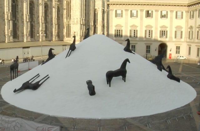 La montagna di sale