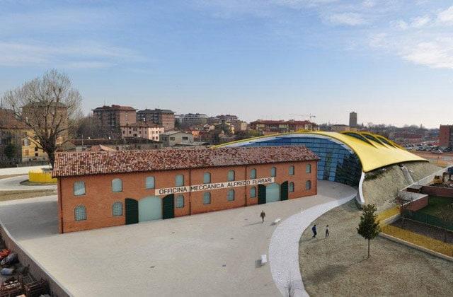 Museo Casa Enzo Ferrari a Modena