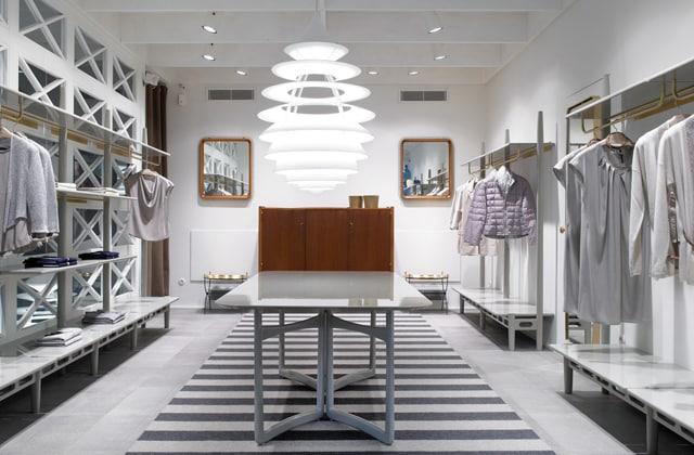 Flagship store Fabiana Filippi a Milano