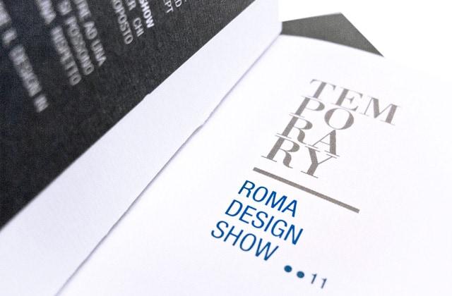Temporary RomaDesignShow