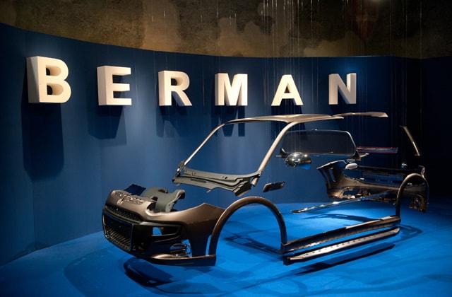 Autostyle 2012 e la Papamobile