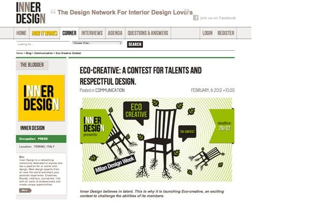 Contest Inner Design