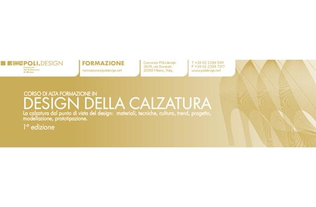 Corso di Alta Formazione in Design della Calzatura