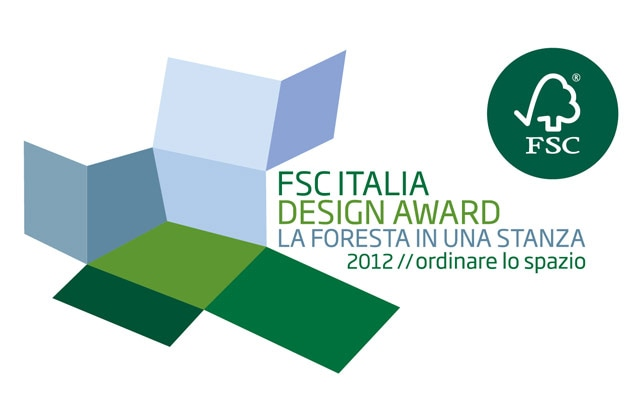 FSC Italia Design Award – La foresta in una stanza