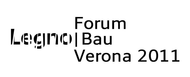 Forum Legno Bau Verona 2011