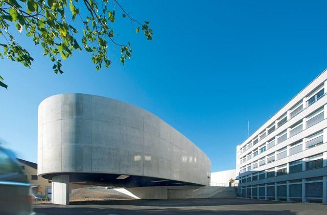 Laufen sponsorizza l'architettura d'eccellenza
