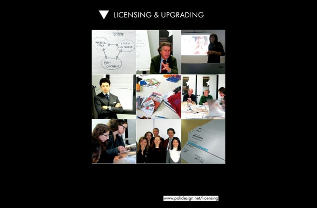 Corso in Licensing & Upgrading