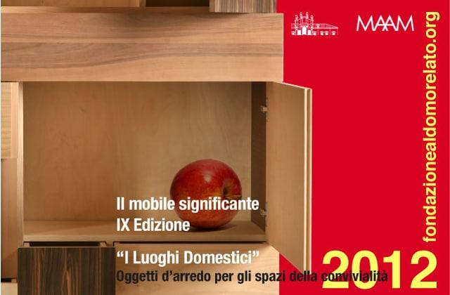 Il Mobile Significante – I luoghi domestici. Oggetti d'arredo per gli spazi della convivialità