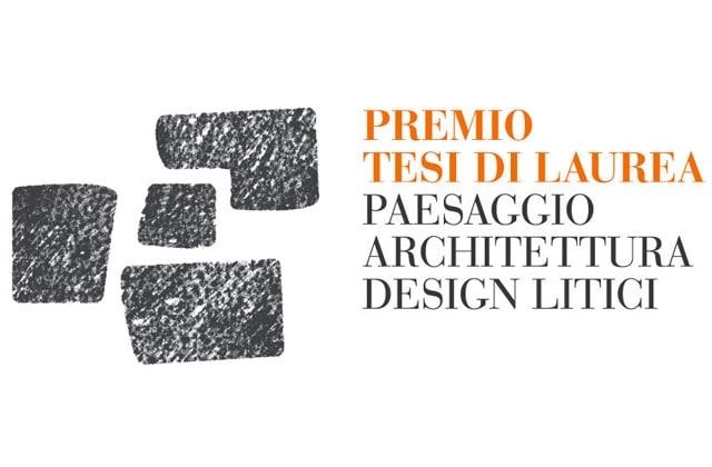 Paesaggio, architettura e design litici