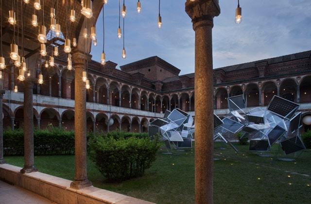 L'installazione di HIrata vince il premio come miglior allestimento FuoriSalone 2012