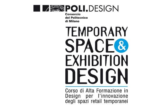 Borse di Studio per Temporary Space & Exhibition Design – Progettare spazi di vendita temporanei e s