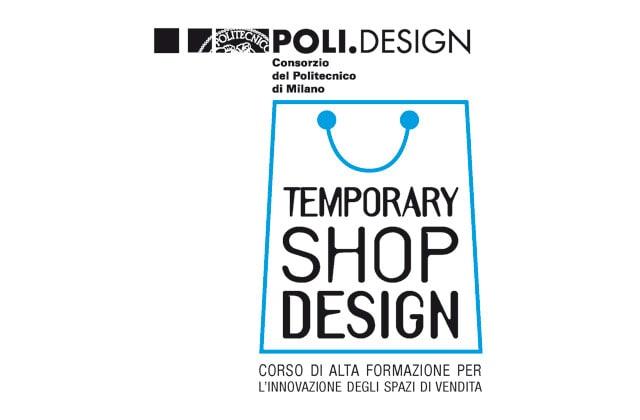 Borse di studio per Temporary Shop Design e Outdoor Experience Design