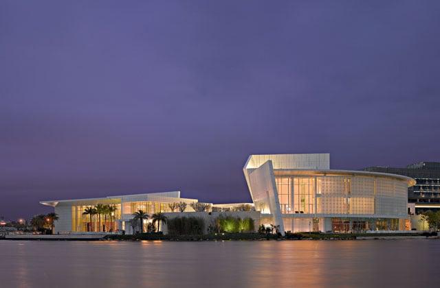 Richard Meier a Shenzhen