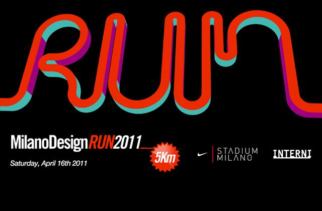 Milano Design Run 2011