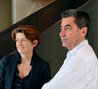 Antonio Citterio and Patricia Viel