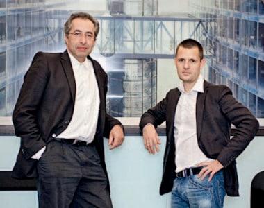 Sergei Tchoban e Sergey Kuznetsov