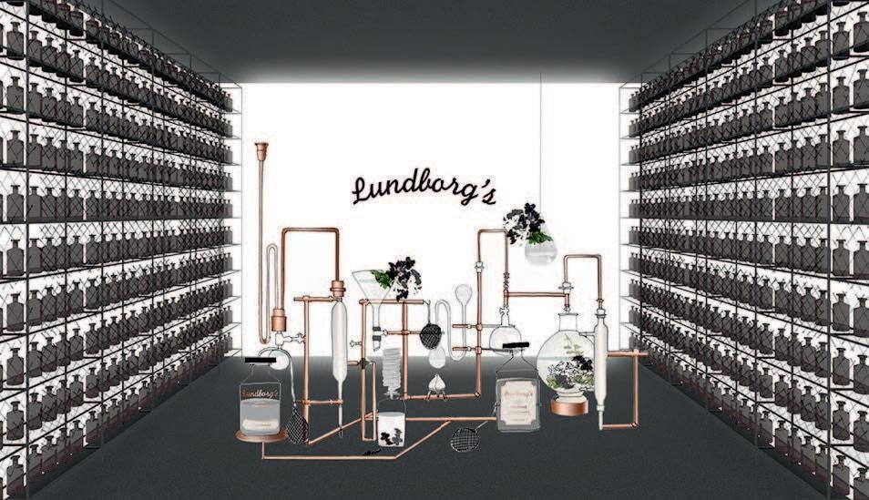 Lundborg Pavilion – Lundborg e il laboratorio di un naso