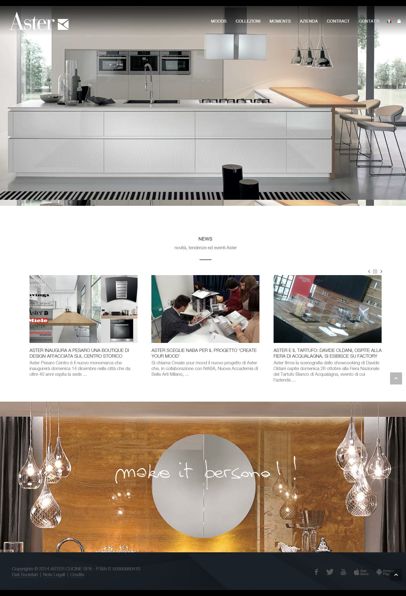 È online il nuovo sito di Aster