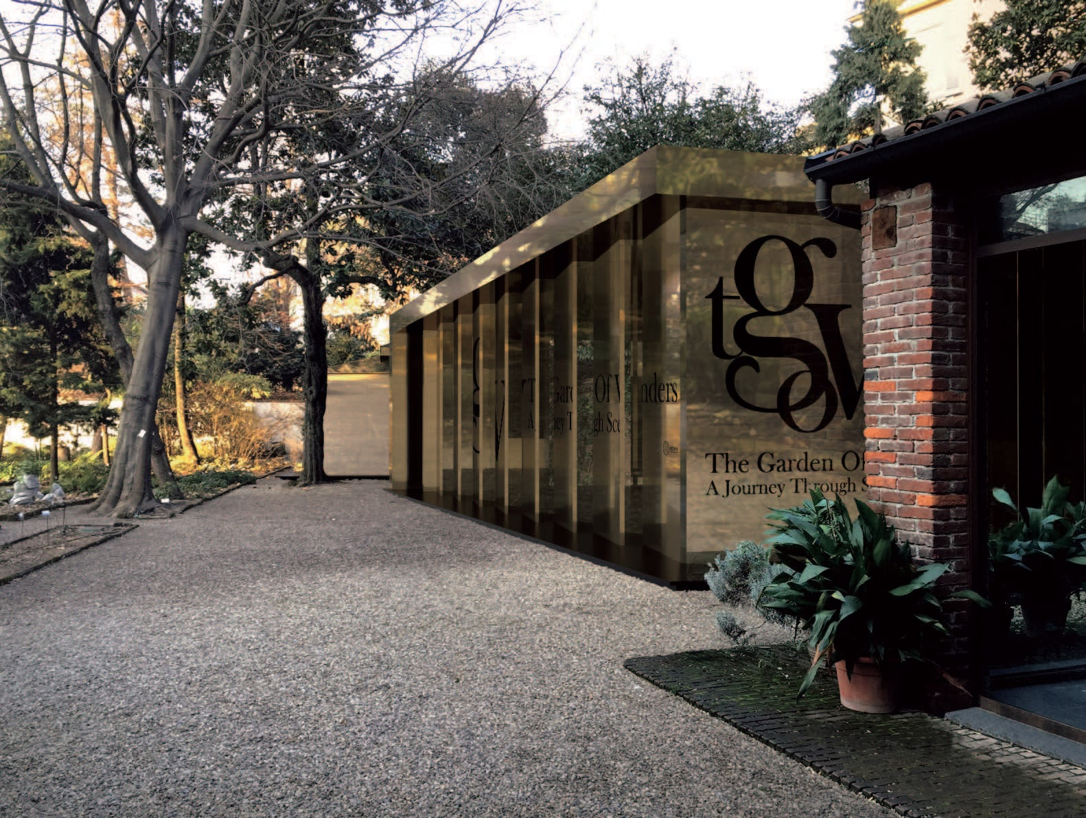 ENERGY FOR CREATIVITY<br/>ORTO BOTANICO di BRERA<br/>Calendario Conferenze