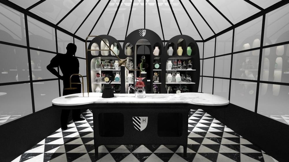 Felix Boissard Pavilion – Kuriopotek