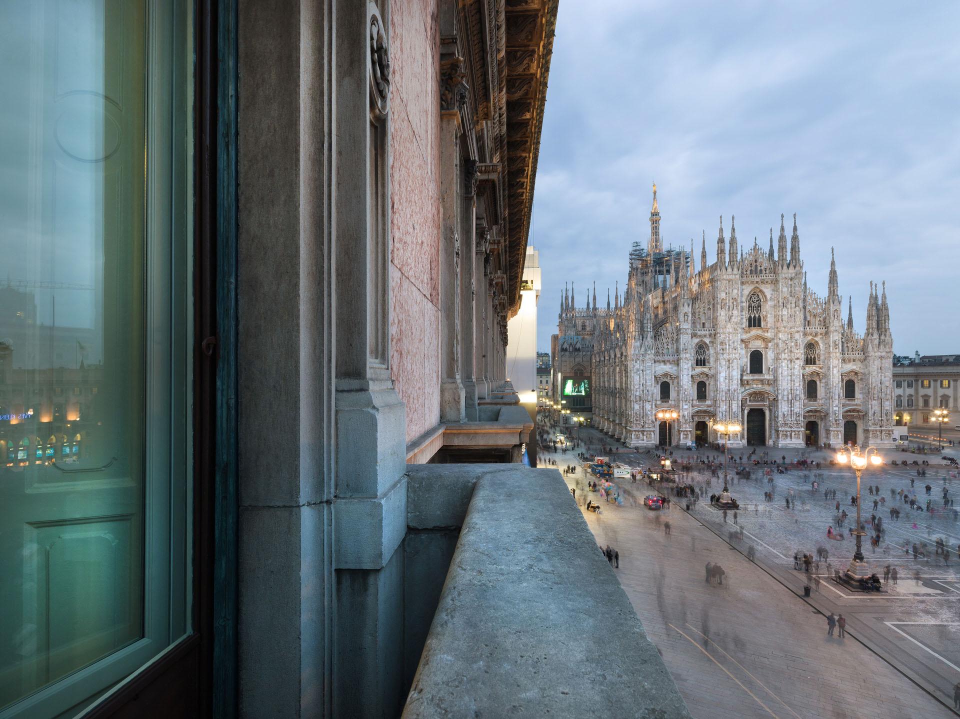 Vimar per TownHouse Duomo