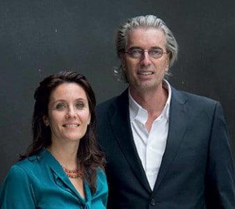 Michele Molè e Susanna Tradati, Nemesi&Partners ph. Luigi Filetici