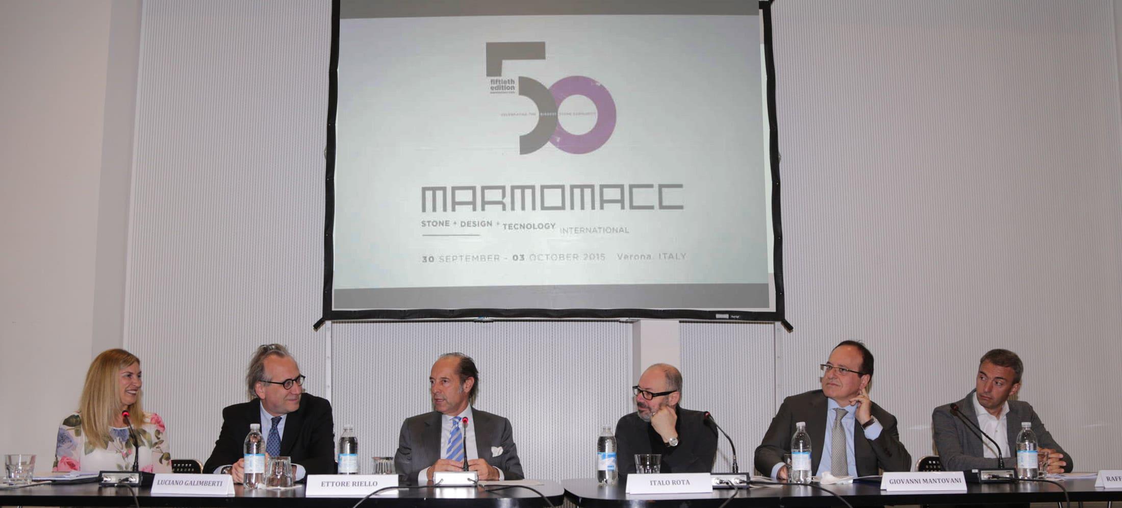 50° edizione di Marmomacc con Abitare il Tempo