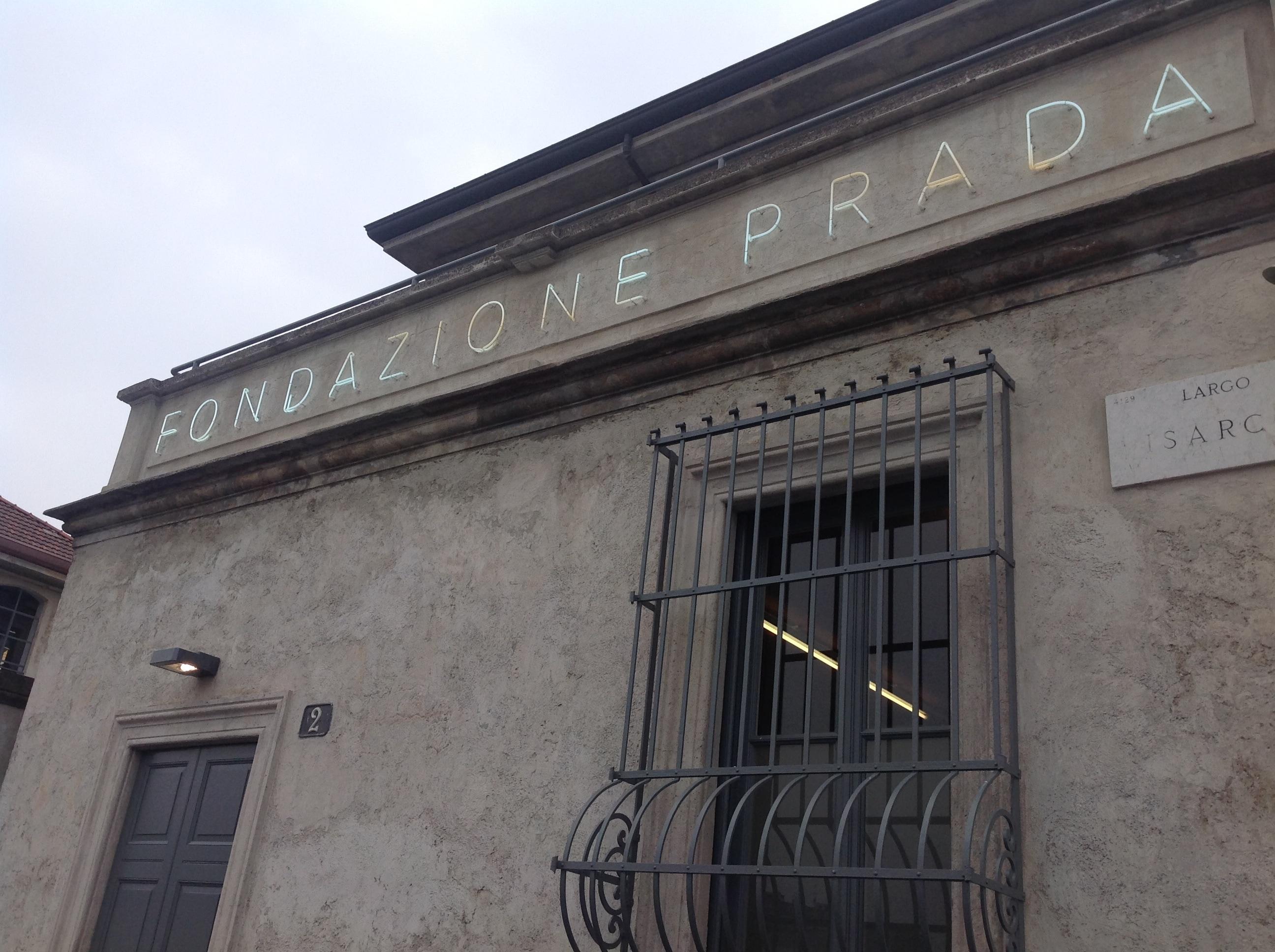 La nuova sede della Fondazione Prada a Milano