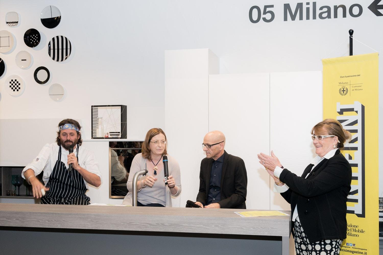 Interni. Design meets Food, Milano Meets the World. Del Tongo, 28 maggio