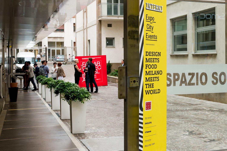 Interni. Design meets Food, Milano Meets the World. Fab, 19 maggio